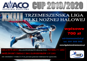 XXIII TLPNH AVACO CUP @ HALA OSIR W TRZEMESZNIE