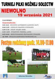 XXV TRZEMESZEŃSKA LIGA PIŁKI NOZNEJ AVACO CUP 2021/2022 @ HALA OSIR W TRZEMESZNIE